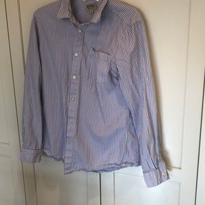 Jack Wills striped button down size small